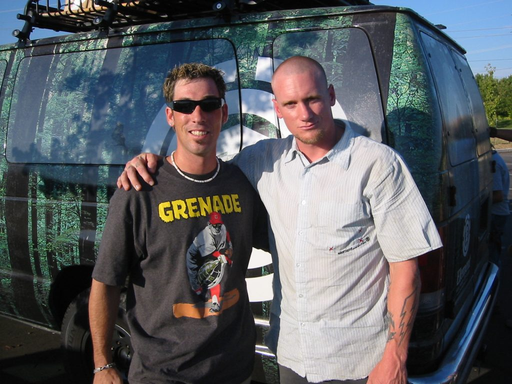 BRIAN OWENS & MIKE VALLELY