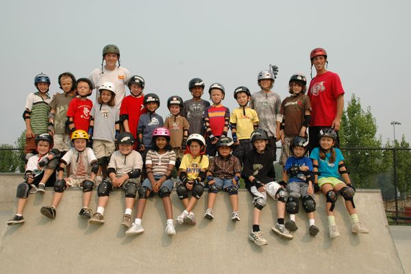 SKATE CAMP NOR CAL BOARD LESSONS