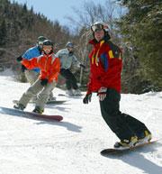 PRO SNOWBOARDING INSTRUCTOR BRIAN OWENS