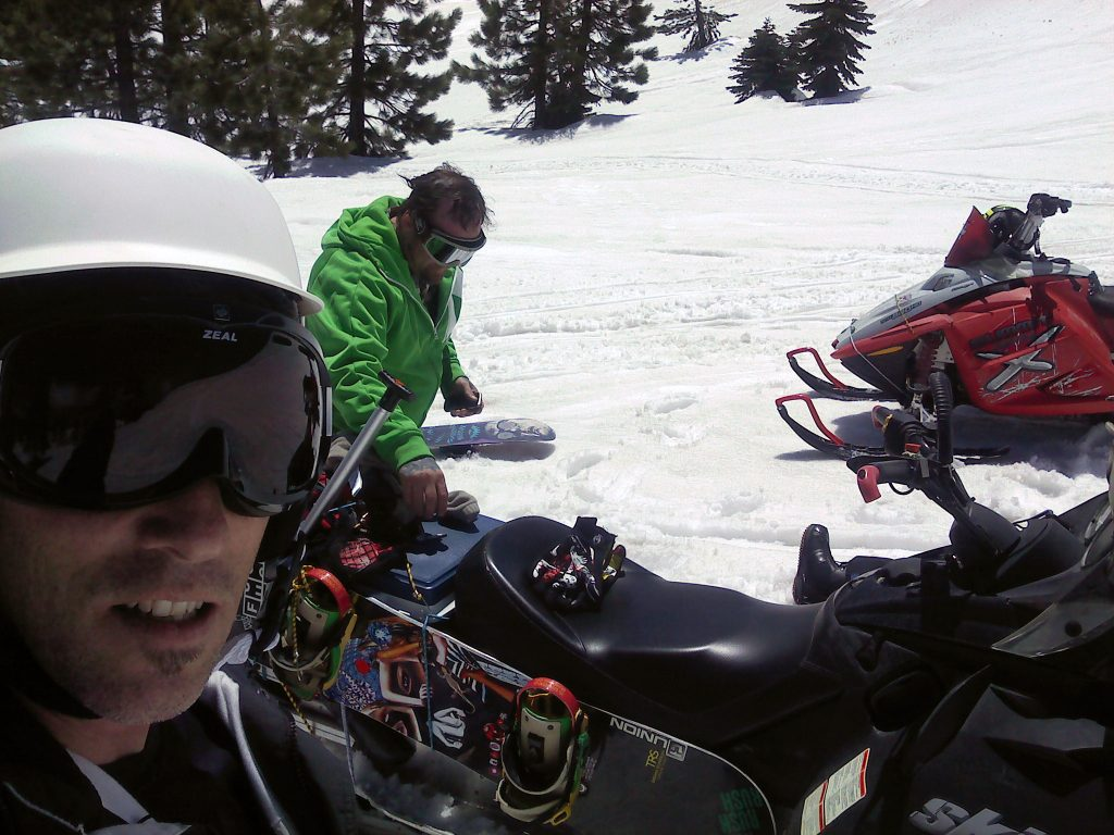 TAHOE BACKCOUNTRY SNOWBOARDING TOURS BY NCBL