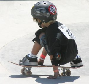 5yr old skater